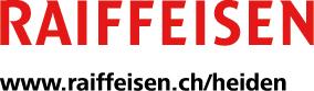 Namensschriftzug Raiffeisen