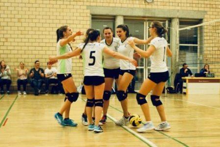 Volleyball: 5. Liga