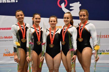 Schweizermeister-Bronze fürs Getu-Team Appenzell
