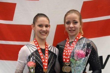 Doppelsieg an den Schweizermeisterschaften