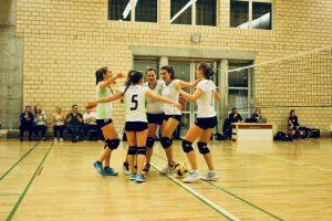 Zwischenbericht Volleyball 4. Liga